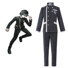 Danganronpa v3 saihara shuichi Униформа костюм полный комплект