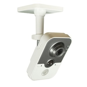 Image 2 - Hikvision OEM 4MP IR Cube HD Audio Microphone Wifi IP Camera Onvif Home Security Surveillance Without Logo H.264 DS 2CD3442F IW