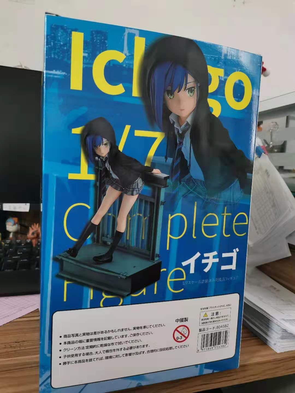 Darling In The Franxx Ichigo Uniform Ver PVC Figur Statue Spielzeug 22CM