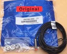 2 pces PRT08-2DC PRT08-2DO PRT08-1.5DC PRT08-1.5DO interruptor sensor novo de alta qualidade