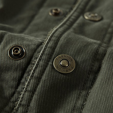 Plus Size Winter Jacket Men Outwear Thick Wool Liner Warm Coats Male Windbreaker Military Mens Jackets chaqueta hombre M-6XL