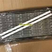 Bộ 11 Đèn Nền LED Dây 6 Đèn LED Cho Hisense HD500DF B57/S0 50K23DG 50K22DG 50H5G 50K20DG 50H3 SVH500A22 50D550NA15 50K23DGW
