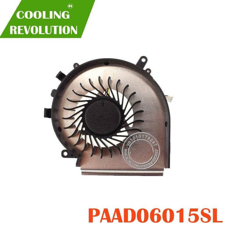 NEW CPU COOLING FAN PAAD06015SL 0.55A 5VDC  N318 3PIN| |   - AliExpress