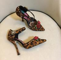 Women Velvet high heeled pumpns Chic T type high heels shoes Chic women's party shoes EU35 41 BY604