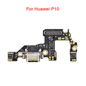 Image 3 - 10pcs/lot USB Charger Charging Port Connector Data Flex Cable For Huawei P9 P10 P20 P30 Lite Pro With Headphone Audio Jack