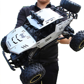 Rc car 1:12 4WD update version 2.4G radio remote control car car toy car high speed truck off-road truck children's toys 23