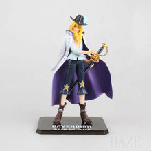 ZERO One Piece White Horse Knight Cavendish Action Figure Model Toys Collectiion Anime One Piece Figure Toy in Box 6''
