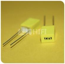 50 قطعة AV R82 1 فائق التوهج/63 V P5MM الأصفر النحاس فيلم مكثف كيميت 105/63V MKT 1K63 1000nF 63V Arcotronics RSB 1UF63V 105K63