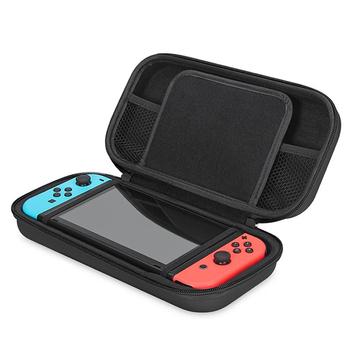 Portable Nintend Switch Storage Bag EVA Protective Hard Case Travel Carrying Game Console Handbag for Nintendo Switch Case eastvita portable game bags game storage case protective handle carry case cover zipper protective shell for nintend switch