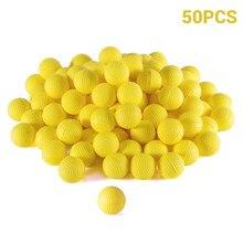 Balles de rechange en mousse compatibles avec Nerf Rival Blaster Apollo, jouets pour enfants, rondes, 50 pièces, #20