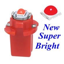 1 sztuk 2020 nowy T5 B8.3D B8.3 Super jasne LED żarówki Panel samochodowy miernik Speedo Dash lampa Auto desce rozdzielczej zestaw wskaźników światła