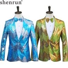 Shenrun Vestito Nuovo Monopetto