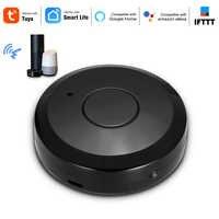 Tuya WiFi IR Remote IR Control Hub WiFi 2.4Ghz Infrared Universal Remote Controller For Alexa Google Home Air Conditioner TV