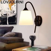 De Coiffeuse Avec Miroir Stair Aplik Lamba Lamp Applique Dressing Table Aplique Luz Pared Luminaire Led Bedroom Wall Light