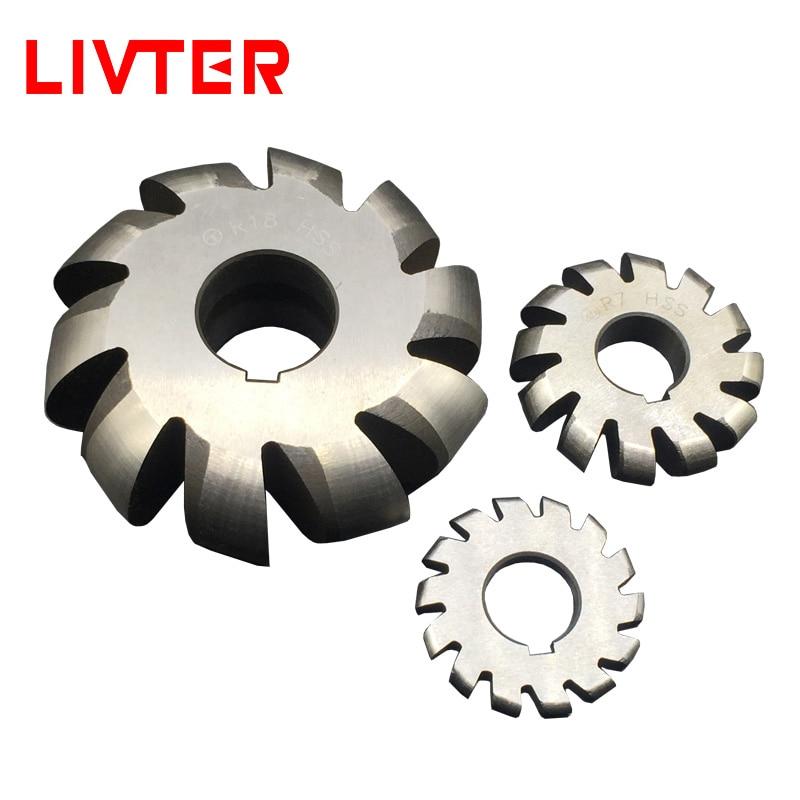 Sprocket Milling Cutter Sprocket Gear Milling Cutter 9.525 12.7 15.875 19.05 25.4 31.75 38.1