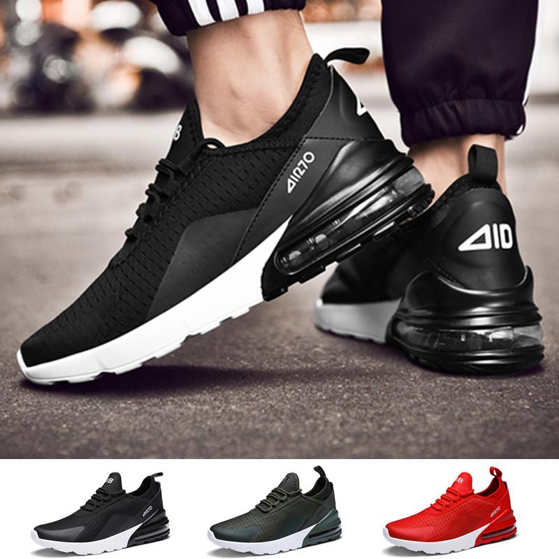 Men Sneakers Fashion Breathable Soft Bottom Air Cushion Sport Running Shoes