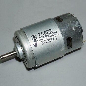 JOHNSON RS-775 70023 cc 12 V-20 V 18V 17000RPM alta velocidad alta potencia gran par taladro y destornillador/jardín herramientas eléctricas Motor