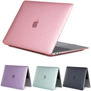 Crystal Case Laptop For Apple MacBook Pro Retina Air 11 12 13 15 16 inch, for mac book New 2020 Air13 / Pro13 13.3 inch shell