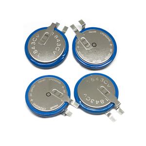 4pcs/lot New Original MAXELL high-temperature lithium manganese dioxide battery CR2450HR CR2450 2450 3V lithium batteries(China)