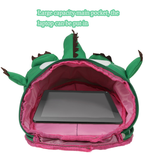3D DINOSAUR BACKPACK 3