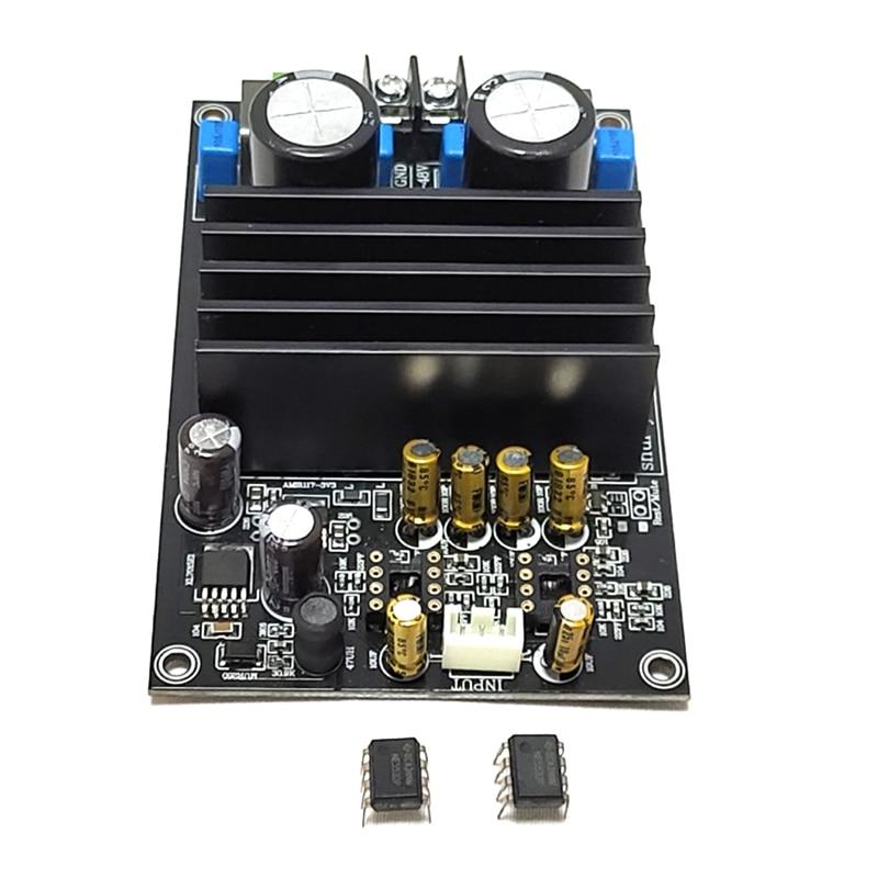 TPA3255 2,0 цифровой усилитель доска DC24 48V сильный высокое Мощность 300 Вт + 300 Вт класса D O цифровой усилитель доска
