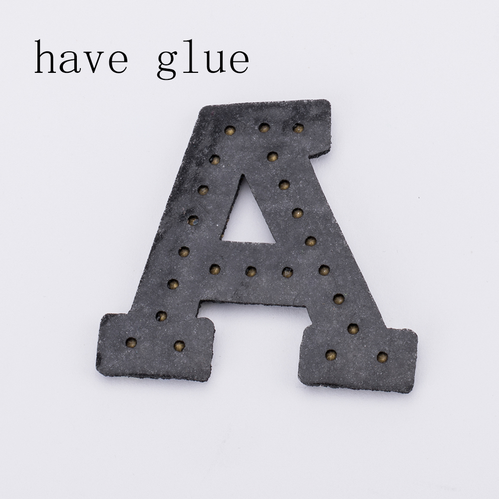 Hb452fae9696c48b2b63438839dbf57bfm A-Z 1pcs Rhinestone English Alphabet Letter Applique 3D Iron On letters Patch For Clothing Badge Paste For Clothes Bag Shoes