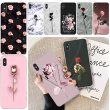 Beautiful rose Customer High Quality Phone Case For iphone 6 6s plus 7 8 plus X XS XR XS MAX 11 11 pro 11 Pro Max Cover viviana anime doraemon customer high quality phone case for iphone 6 6s plus 7 8 plus x xs xr xs max 11 11 pro 11 pro max cover