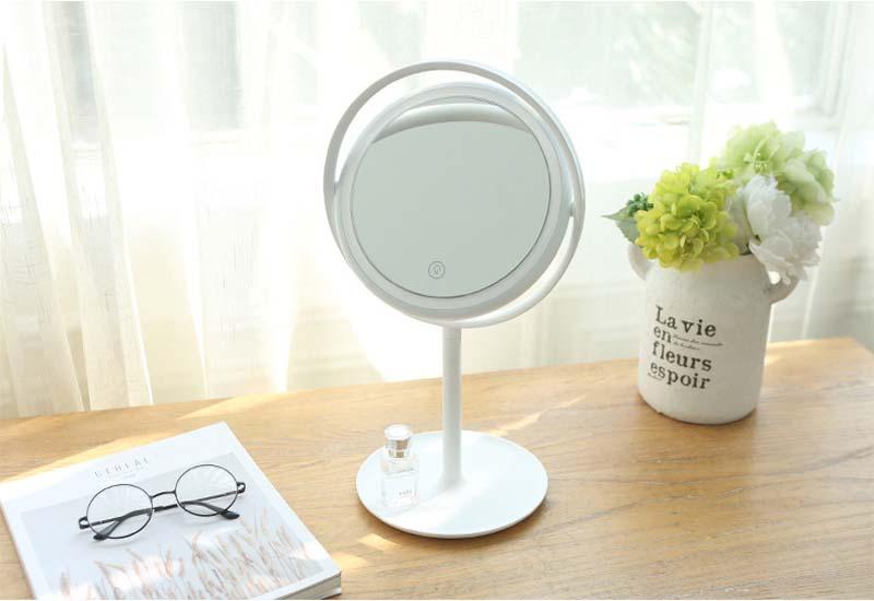 preenchimento espelho beleza estudante dormitório vaidade espelho