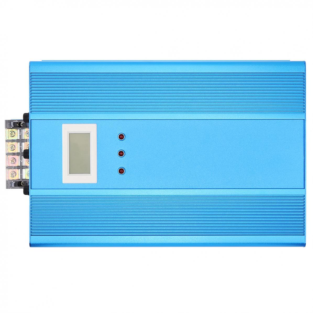 Dispositif d'économie d'électricité industriel Intelligent avec tueur de facture d'électricité de indicateur LED jusqu'à 30% pour l'usine de Restaurant - 5