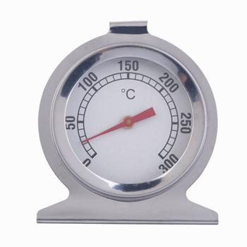 Piekarnik ze stali nierdzewnej termometr do gotowania wskaźnik temperatury Mini termometr Grill wskaźnik temperatury do domu do kuchni do jedzenia na gorąco tanie i dobre opinie CN (pochodzenie) Termometry do piekarnika Metal Tarcza
