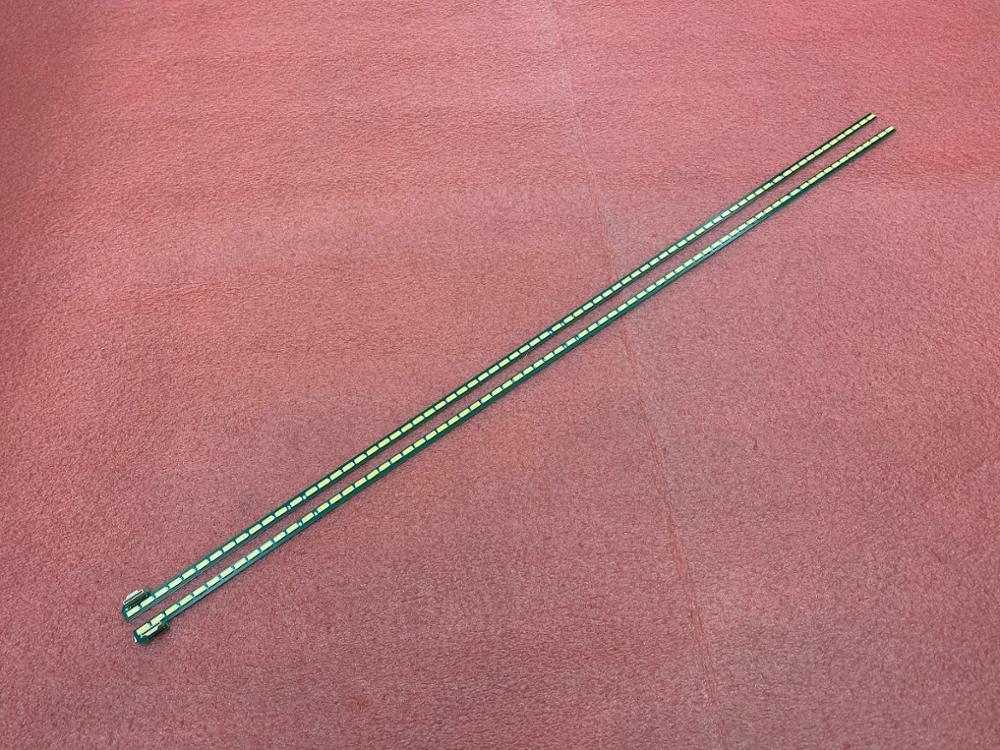 New Kit 2 PCS 72LED 603mm LED Backlight Strip For LG 55UB850V 55UB8200 55UB820V 6922L-0127A 6916L1724A 6916L1725A 6916L1726A