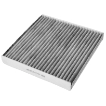 1pc Carbon Fiber Cabin Air Filter High Quality 80292-TF0-G01 CU21003 For Honda Civic HR-V Insight Fit CR-Z
