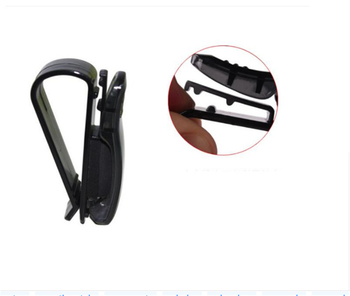 Auto Fastener Card ticket glasses clip for Citroen c4 w210 accessories car peugeot 206 accessories i30 for hyundai i20 bmw e36 image
