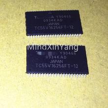 TC55V16256FT-12 tssop 16 bits cmos estático ram