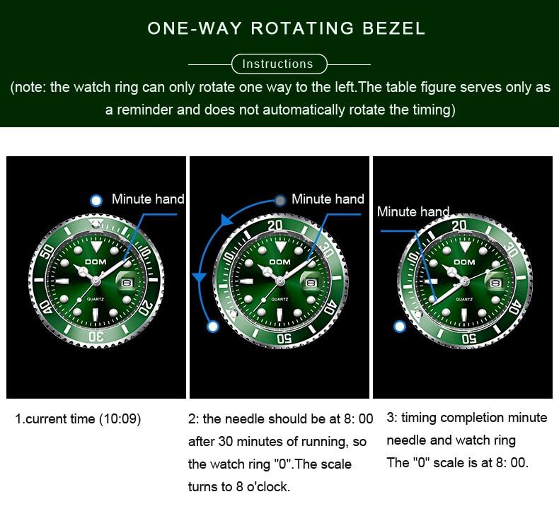 relógio masculino esportes relógios quartzo relógio de pulso relogio masculino