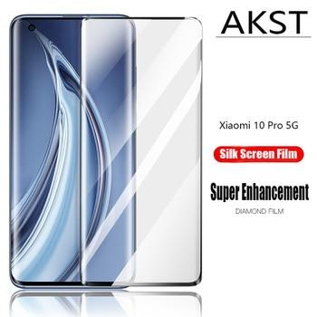 SmartDevil móvil HD película de cubierta completa para Xiaomi Redmi Xiao Mi 8 9 SE LIte 10 Note10 Pro protector de pantalla de vidrio curvado