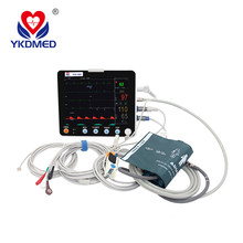 High quality six parameter monitor 12.1 inch (with standard accessories) patient monitor
