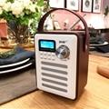 Bluetooth 4 2 Holz DAB Radio Digital DAB/DAB + FM Wi Fi Lautsprecher Bluetooth Wireless Radio FM/TF Karte /U Disk/Wecker Neue-in Radio aus Verbraucherelektronik bei