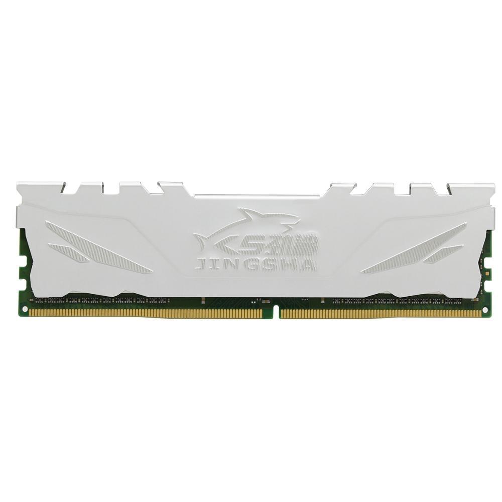 Dimm de Desktop Compatível com Alta 8gb de Memória Jingsha 16 2133mhz 2400mhz 2666mhz 1.2v Ram Ddr4 4gb gb