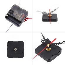 1 zestaw DIY mechanizm kwarcowy naprawa mechanizm zegara części zegarek kwarcowy ściany ciche narzędzia zegar z igłami mechanizm zegara Hot tanie tanio CN (pochodzenie) Clock Parts Dropshipping 5 5*5 5*1 5cm
