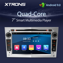 "XTRONS 7"" In-dash Android 9.0 GPS Navigation Multimedia system for Opel for Vauxhall for Holden full RCA OBD DAB+ WIFI(China)"