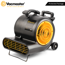 Vacmaster Industrial Blower 650W Powerful Air Blower Floor Dryer For Workshop Hotel Household Carpet Floor AM75W