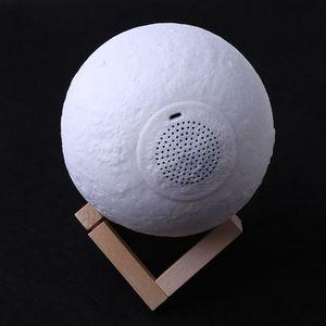 Image 3 - 1 סט קוראן Bluetooth רמקולים צבעוני שלט רחוק קטן אור ירח LED לילה אור ירח מנורת אור ירח אלחוטי קוראן רמקול