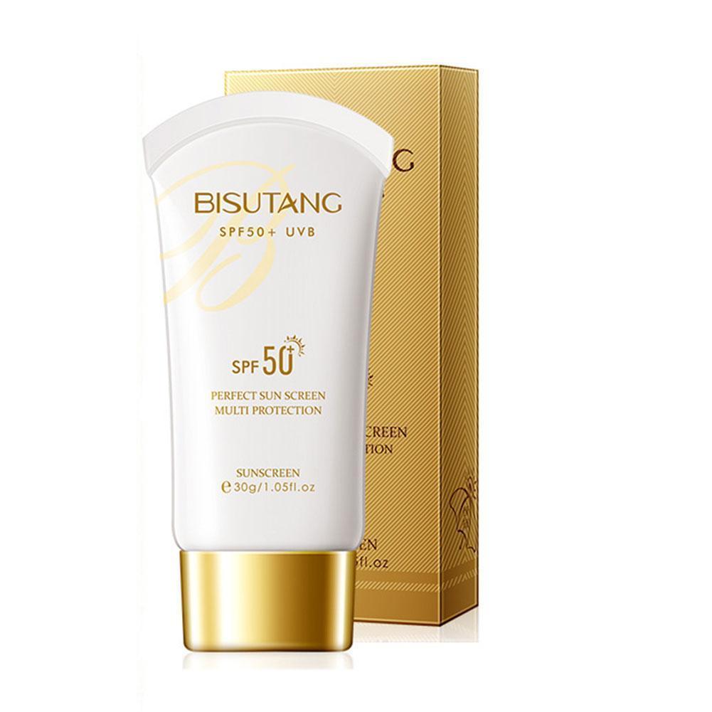 Hot Sales Body Sunscreen Cream SPF50 Men And Women Moisturizing Whitening Waterproof Anti-Aging Oil-control Cream