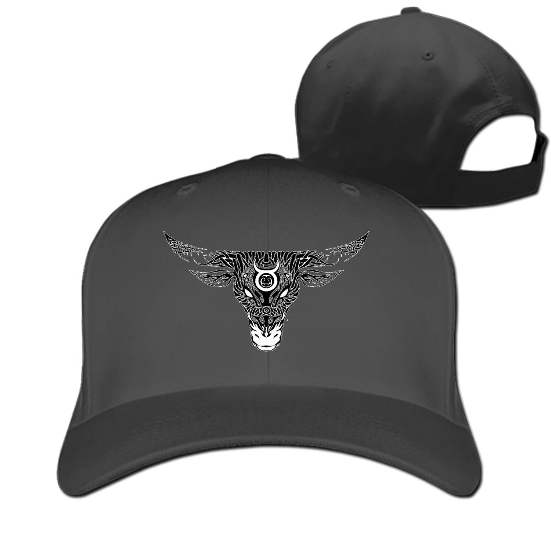 Anime Black Unisex Adults Vintage Washed Baseball Cap Adjustable Dad Hat