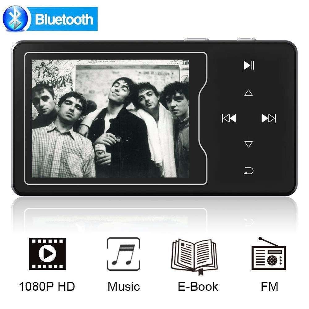 MP3 Player Bluetooth MP3 Player 16GB With 2.4