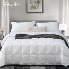 Peter Khanun 100% White Down Quilt/Comforter/Duvet/Blanket Quilted Quilt TTC Shell Cut Through 4 Colors Twin Queen King Size 022