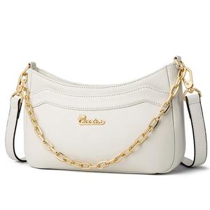 Image 5 - 2020 Hot ZOOLER woman bag First genuine leather bags women designer cross body bags famous brands shoulder bag fashion purses