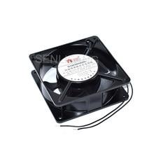 Novo para delixi g12038ha2sl 220v 21w/8.5w 2600/3000r/min 120*120*38mm 2-wire gabinete ventilador de refrigeração