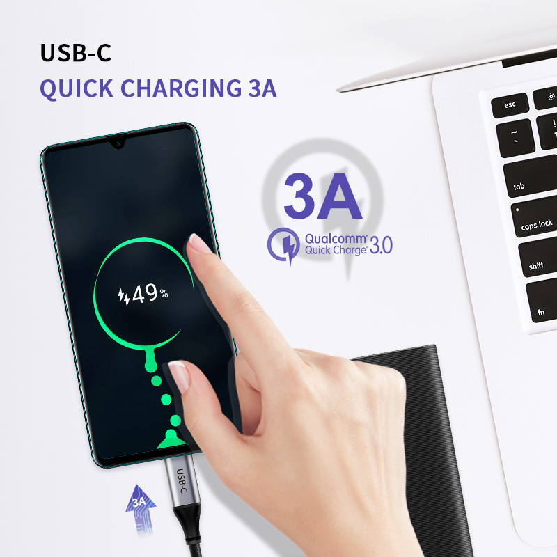 USB Fast Charging Cable